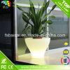 Vente en gros allumée par DEL de pot de fleur du planteur Pots/LED