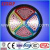 Material de aislamiento XLPE y cable de alimentación de bajo voltaje tipo RV-K