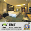 2016現代ガラス頭板及び現代デザインホテルの寝室の家具(EMT-A1203)