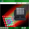 International Version 25PCS LED Moving Head Matrix Light Customizable for Every Country