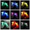 Iluminar acima o disco Shoe Laces Shoe Strings do diodo emissor de luz Shoelaces Flash Party