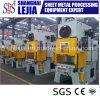 Máquina da máquina da imprensa do metal/da imprensa potência mecânica