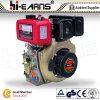 Dieselmotor met Kleur van de Schacht van de Spiebaan de Rode Gouden (HR178F)