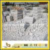 Recinzione grigia del giardino del granito G603 & inferriata del granito