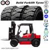 타이어 OTR 타이어 단단한 포크리프트 타이어