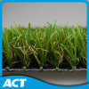 Erba artificiale della fibra di C-Figura per il prezzo poco costoso del giardino domestico