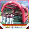 Jaula inflable del beísbol con pelota blanda de la venta caliente, jaula de Batting inflable del béisbol