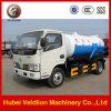3m3/3cbm/3 de kubieke Vrachtwagen van de Zuiging van de Meter