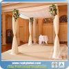 La mayoría del tubo popular del contexto del soporte de la cortina de los productos y cubre para la boda