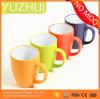 Tazza di ceramica lustrata colore, tazza di ceramica all'ingrosso della Cina, tazze di ceramica di Hotsale promozionali