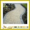 Square esterno Grey Granite Paving Stone per il giardino (YQC)