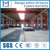 China fabrica la sola viga grúa de puente de 2 toneladas