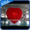 Coeur gonflable avec l'éclairage LED pour Velentine