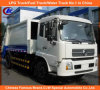 6 pesanti Wheels Dongfeng Tianjin 6tons Compressed Garbage Truck 8m3 Compactor Garbage Truck