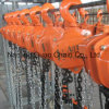 G80 Black Lifting Steel Link Chain для Hoist