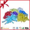Color compuesto PP que encrespa el arqueamiento de la cinta para el día de la Navidad