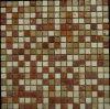 住宅建設の物質的なモザイク(FYSSC073)のための混合されたカラー自然な石造りのタイル
