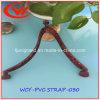 Cinghia variopinta del PVC per rendere a bambini le cadute di vibrazione del pistone