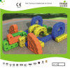 Kaiqi Group Colorfull énormes blocs en plastique Tangram (KQ50128D)