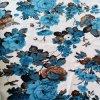 Commercio all'ingrosso molle eccellente della fabbrica della tessile della Cina del velluto di stampa di trasferimento