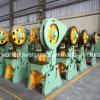 Metal que forja la prensa mecánica con el eje excéntrico