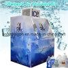 Escaninho de armazenamento ensacado inclinado do gelo 380 litros