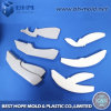 Plastikhaut-Hefter-Form, wegwerfbare medizinische Geräteplastikeinheit