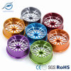 Tamiya Mini 4WD CNC Aluminium Lightweight Wheels Colored