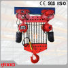 30t Construction Hoist mit Electric Trolley