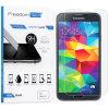 protecteur d'écran en verre 100%Genuine Tempered compatible pour la galaxie S5 de Samsung