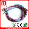 2015 câbles usb en nylon en plastique de vente de câble usb micro tressé chaud de Clolorful