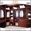 N et L garde-robe BRITANNIQUE de chambre à coucher de modèle de coutume à extrémité élevé pour le marché global