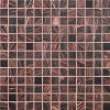 mosaico del vidrio de 20*20m m para el cuarto de baño de la pared