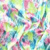 Ткань Tulle сетки Spandex Ткан-Нейлона Lycra, цветастая напечатанная ткань сетки