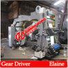 Тенниска пленки PE Changhong кладет печатные машины в мешки мешков тенниски пленки печатание Machine/PE (CH884-600F)