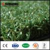 Alfombra artificial plástica del césped de la estera de la hierba para ajardinar