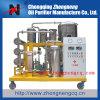 Serie Tya Unidad de Reciclaje de Aceite Hidráulico Usado; Purificador de aceite lubricante de vacío