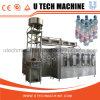 Refrescos de la máquina de embotellado que hacen la máquina