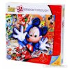 Custom PrintingのハイエンドPaper Cartoon Jigsaw Puzzle