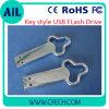 Palillo de destello de la memoria del USB Drive/USB de la nueva llave del metal
