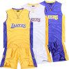 湖のチームバスケットボールジャージー、男性Sportwear