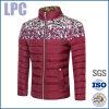 새로운 디자인은 재킷의 아래 남자를 위한 모직을 두껍게 입는다