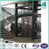 Elevatore domestico con l'acciaio inossidabile della linea sottile