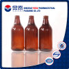 300ml Empty Amber Beverage Glass Bottle