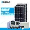 Kit 600W del sistema di energia solare di Morego PV con indicatore luminoso esterno