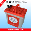 Высокое Discharge Rate Battery 6-Fmj-75 12V Spiral Battery 75ah From V-Cell
