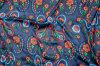 Шелковый Печатный одежды Тканьnull