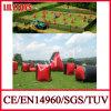 Carbonili gonfiabili di Paintball di alta qualità, carbonili gonfiabili, carbonile di Paintball del campo di millennio (J-PB-017)