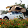 3.1X1.4mのトラックの屋根の上のテントの屋外のキャンプのキャンバスのテント