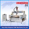 Gravierfräsmaschine CNC-1325 3D für Holzbearbeitung mit Mittellinie 4